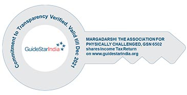 Margadarshi | Association for the physically challenged